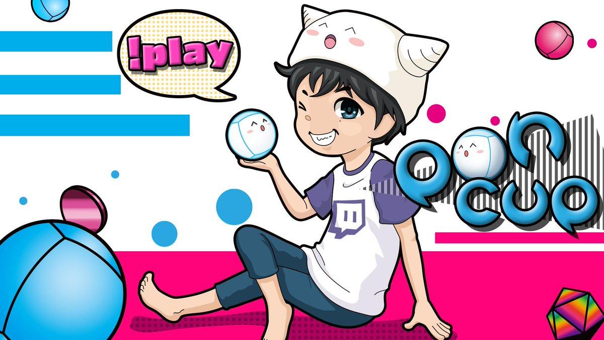 9月7日 Marbles on stream 日本初公式大会『PONCUP』開催